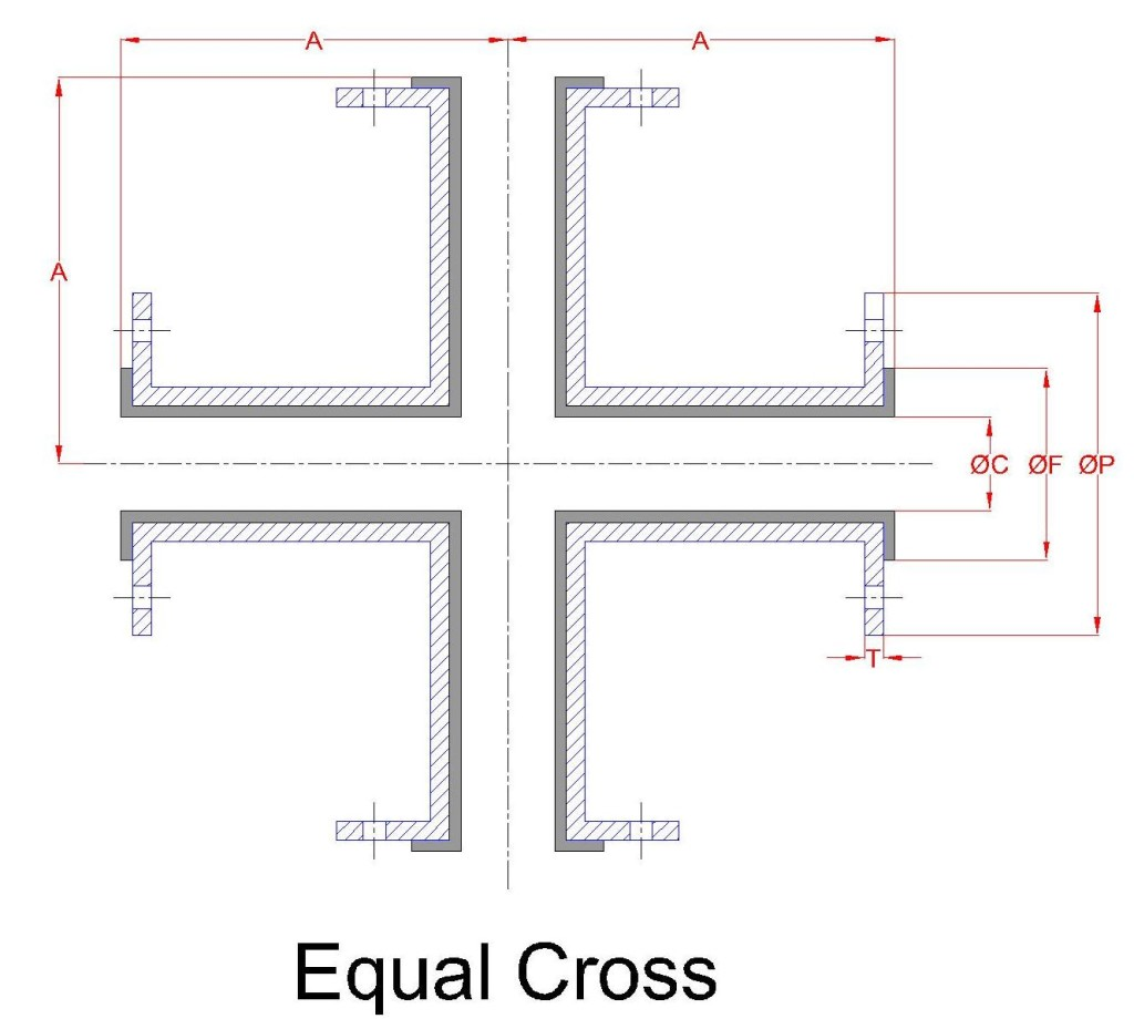 equal cross
