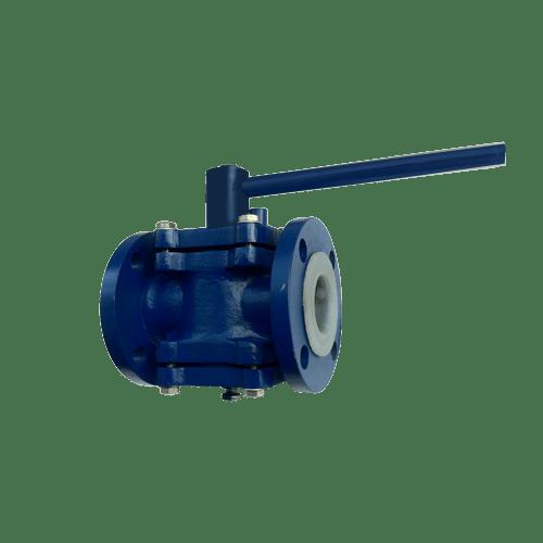 lined-plug-valve