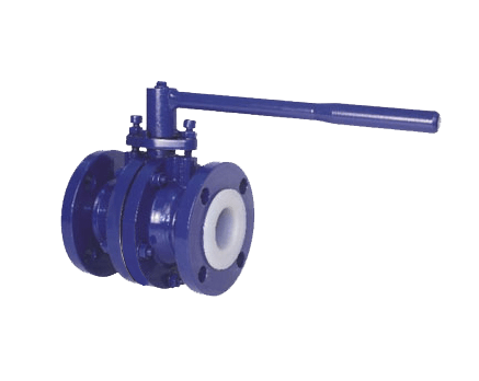 lined-ball-valve