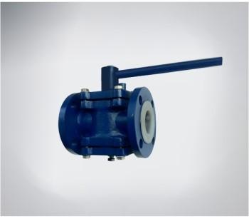 lined plug valve